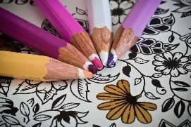 Atelier coloriage pour adultes
