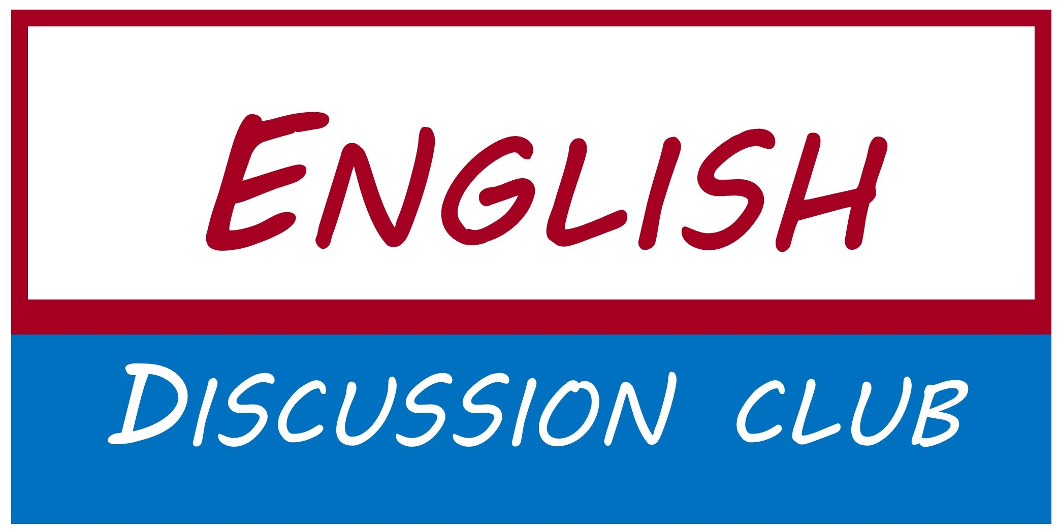 English discussion club