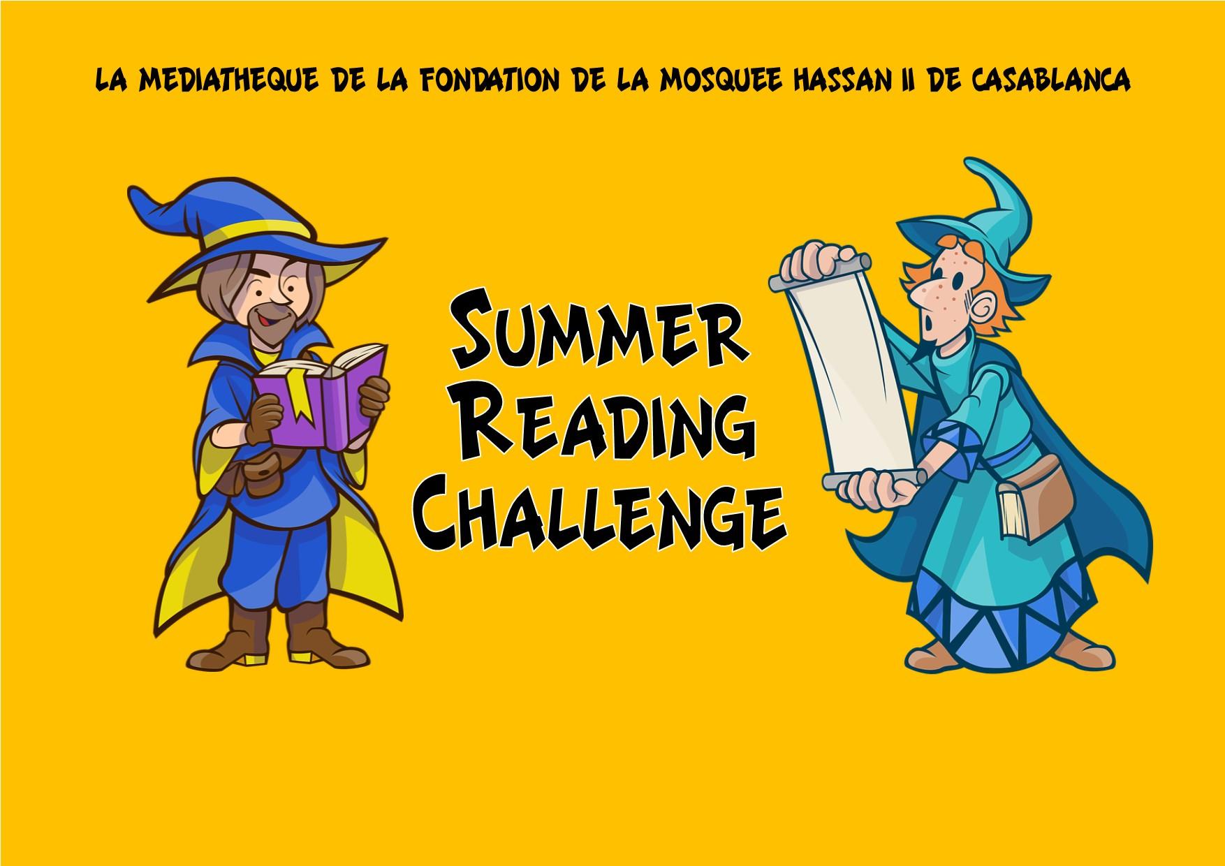 Summer Reading Challenge- 1ère édition- Cérémonie de remise des attestations
